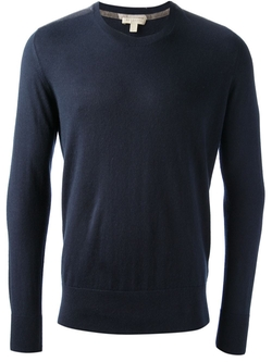 Burberry Brit   - Crew Neck Sweater
