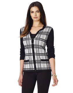 Jones New York  - Long-sleeve Cardigan
