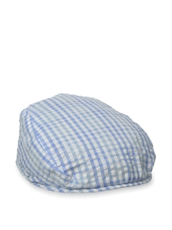 Beetle & Thread - Puckered Newsboy Cap