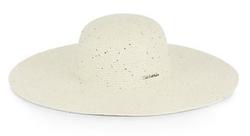 Calvin Klein  - Sequined Sun Hat