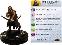 Heroclix - Bard The Bowman