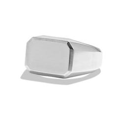 David Yurman  - Heirloom Classic Signet Ring