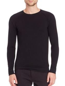 Helmut Lang  - Wool Crewneck Sweater