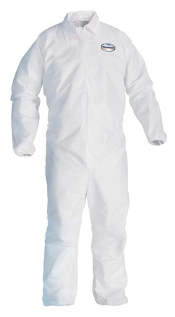 Kimberly-Clark Professional - Laminate Liquid and Particle Protection Coverall