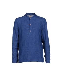 Big Uncle - Mandarin Collar Shirt