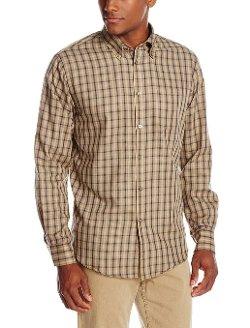 Van Heusen  - Medium Plaid Englishman Shirt