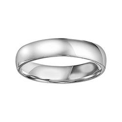 Cherish Always - Platinum Wedding Band Ring