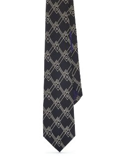 Ralph Lauren - Art Deco Silk Tie