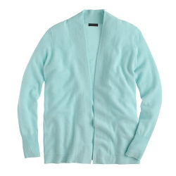 J.Crew - Collection Cashmere Long Open Cardigan Sweater