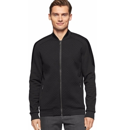 Calvin Klein - Full-Zip Bomber Jacket