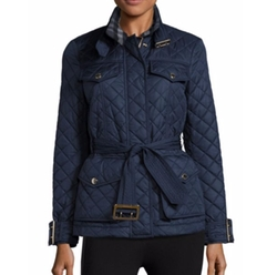 Burberry - Haddingfield Quilted Jacket