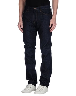Wrangler - Straight Leg Denim Pants