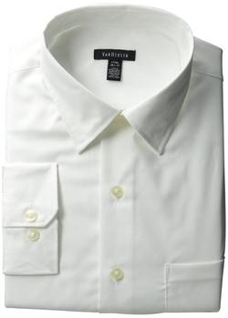 Van Heusen - Long Sleeve Solid Button-Down Shirt