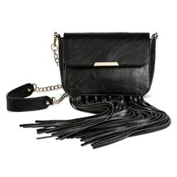 DV - Fringe Crossbody Handbag