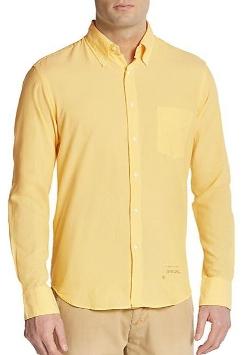 Gant Rugger - Selvage Button Down Shirt