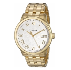 Versace - Ion-Plated Stainless Steel Watch
