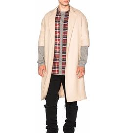 Fear Of God - Wool Overcoat