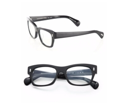 Oliver Peoples - The Row Square Optical Glasses