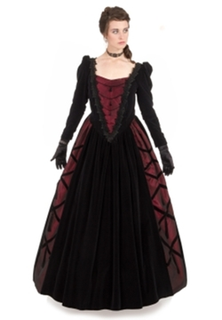Recollections - Noelle Victorian Ball Gown