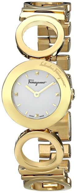 Salvatore Ferragamo - Ion-Plated Watch