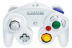 Official Nintendo  - White Classic Gamecube Controller