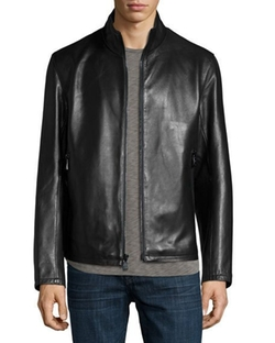 Andrew Marc - Dorset Leather Jacket