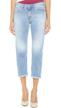 Iro. Jeans  - Nalyn Cropped Straight Bf Jeans