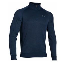 Under Armour - Quarter-Zip Storm-Fleece Golf Sweater