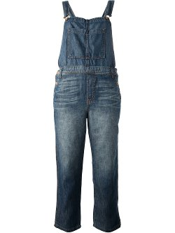 J Brand  - Coverall Jeans Overalls