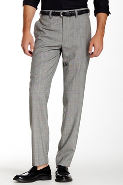 Louis Raphael  - Modern Fit Worsted Pants