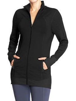 Old Navy - Go-Dry Compression Tunic Jacket