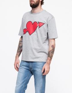 Ami - Heart Breaker Printed T-Shirt