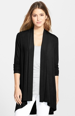 Bobeau  - Long Cardigan
