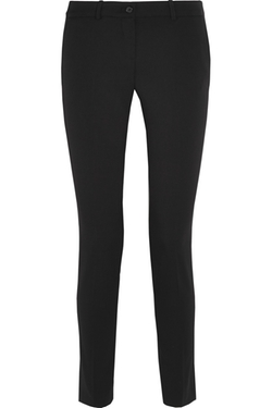 Michael Kors - Samantha Stretch-Wool Gabardine Skinny Pants