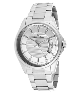 Lucien Piccard - Excalibur Stainless Steel Watch