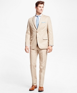 Brooks Brothers - Fitzgerald Fit Twill Suit