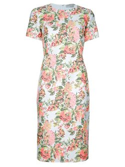 Stella Mccartney - Ridley Floral Jacquard Dress