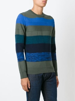 Diesel - Striped Sweater