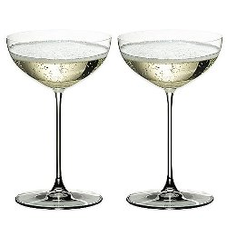 Riedel - Veritas Coupe Wine Glasses
