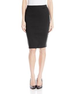 Star Vixen - Below-Knee Pencil Skirt