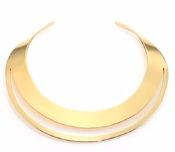 Tomtom - Brasilia Cut-Out Collar Necklace