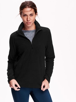 Old Navy - Performance Fleece Half-Zip Pullover