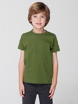 American Appare - Kids Fine Jerseyshort Sleeve T-Shirt