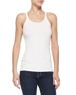 T by Alexander Wang - Scoop-Neck Cami Tank