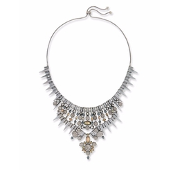 Kendra Scott - Seraphina Crystal Bib Necklace