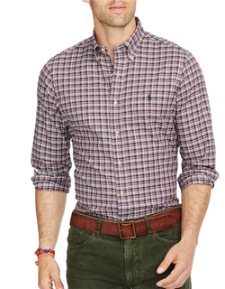 Polo Ralph Lauren - Plaid Twill Shirt