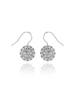 The Limited - Pavé Drop Earrings