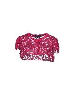 Dolce & Gabbana  - Wrap-Around Lace Cardigan