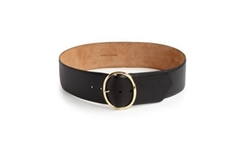 W.Kleinberg - Textured Leather Belt
