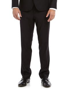 Howe - Suit Pants, Black